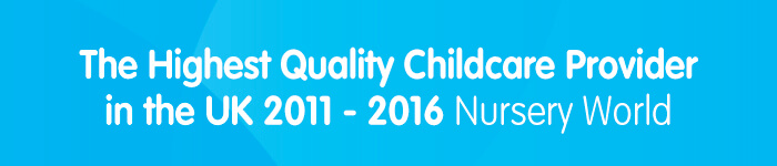 The Highest Quality Childcare Provider in the UK - 2011-2014 - Nursery World