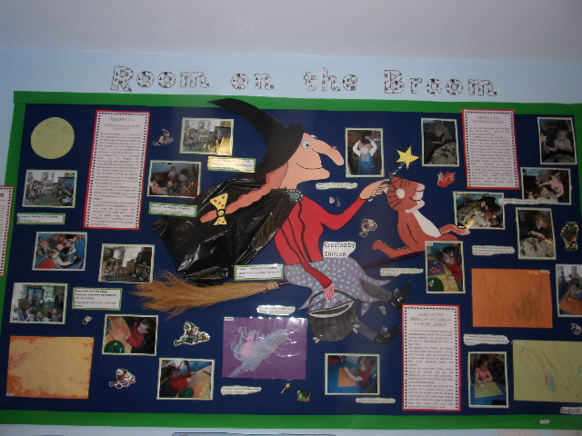 Room on the Broom at Kids 1st Durham