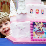 Disney Princess Castle Cake by The Pudding Parlour