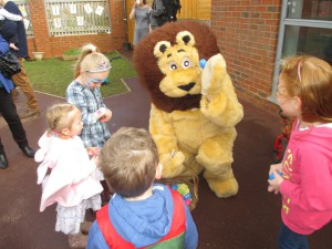 Kids 1st Nursery - Gosforth Easter Fair