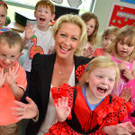 Faye Tozer from Steps at Kids 1st Wynyard