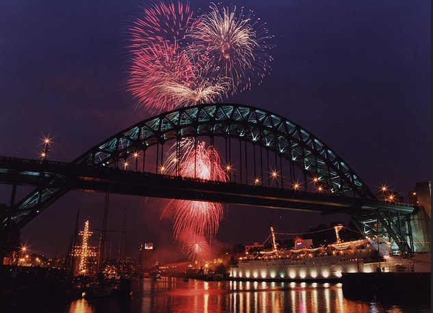 Happy Birthday to the Tyne Bridge – 85 today!