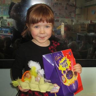 Easter Fun at Kids 1st