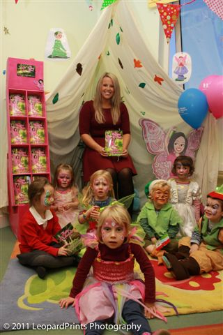 Kids 1st Hexham hosts children's book launch