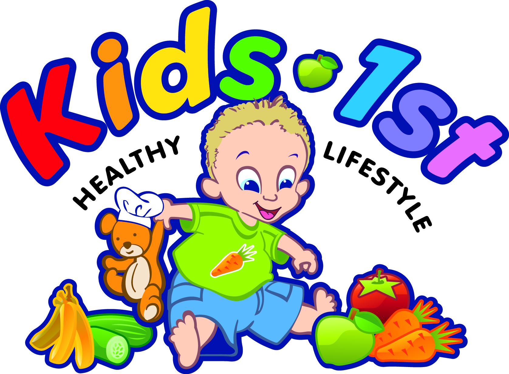 Healthy Body, Happy Me  with Kids 1st and Little Kickers