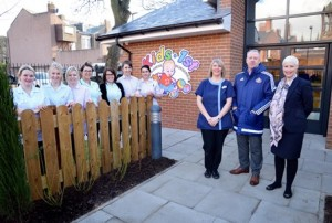 Kids 1st Ashbrooke Sunderland Day Nursery Kevin Ball & staff