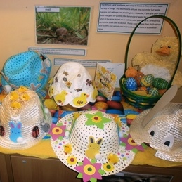 Beautiful bonnets at Kids 1st Hexham