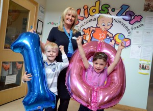 Kids 1st Nurseries announces all nurseries are outstanding
