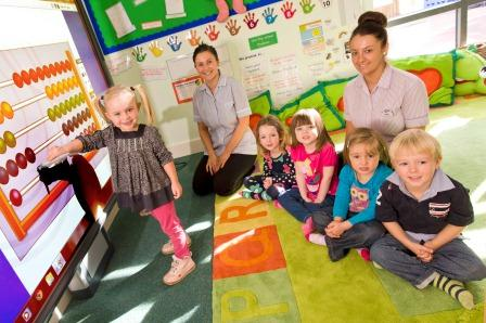 New interactive technology for Kids 1st Pre-Schools