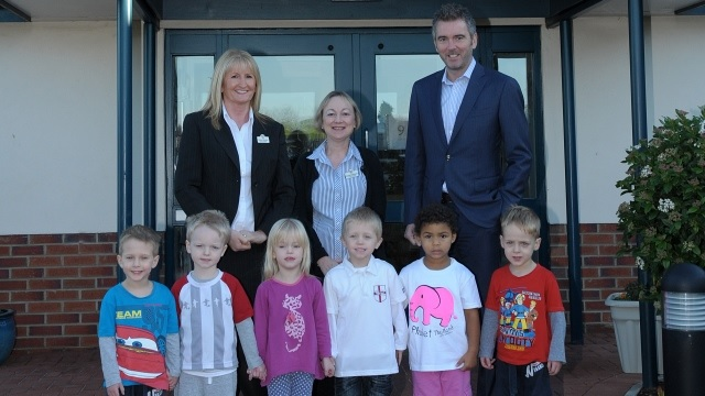 Kids 1st Funds In-School Disability Football Programme