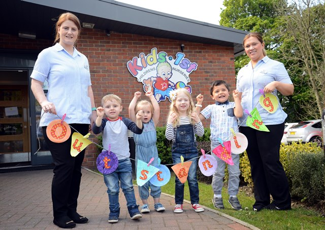 Outstanding Ofsted at Low Fell nursery