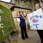 The Garden Coffee House - Kids 1st Hexham Nursery
