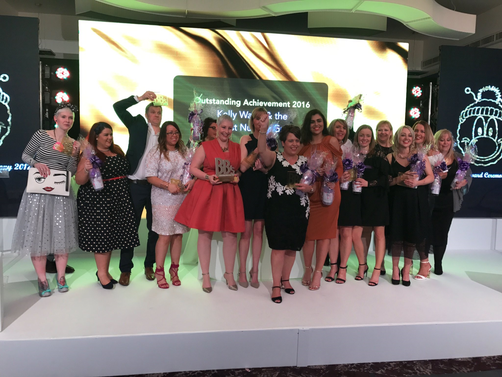 Busy Bees Awards Ceremony 2017